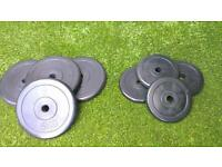 Weight Plates Dumbbells