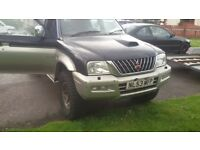 l200 4life mot september new cluch and new cylinder head