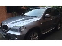 BMW X5 SE 7 Seater with Rear DVD player