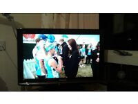 Panasonic LCD Television. Excellent condition. SD card, HDMI port
