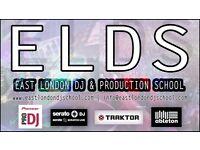 East London DJ School , Ableton Courses Music Production , DJ Classes Learn to DJ DJ Tuition 1-to-1