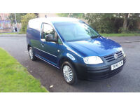 Volkswagen Caddy 2007 , 12 months mot, full service history, immaculate , one owner