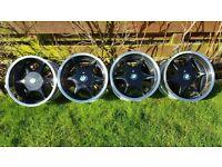 16's classic alloys MIGLIA all J8.5 ET10 5x120 for BMW E36,E46,E34