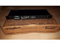 Digitech MV -5 Vocal Harmony Processor