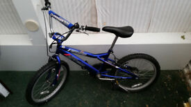 Ammaco Charger Kids' bike for sale. Kept indoors since my son outgrew it after he learned to ride