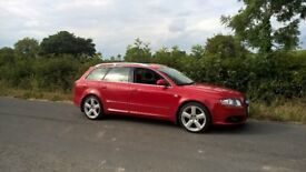 Audi a4 estate sline cheap for quick sale