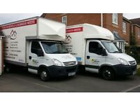 Professional removals in Leicester with MJ MOVERS Ltd , man and van, Best price Guaranteed-check us