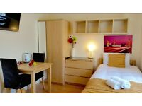 Rooms to rent for short term or holiday , £20 - £25 per night per person