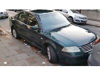 Vw Passat 1.9 TDI 2002 £799