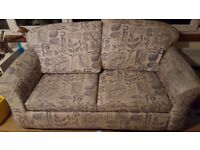 Double sofa bed, good condition