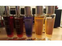 Fragrance sprays