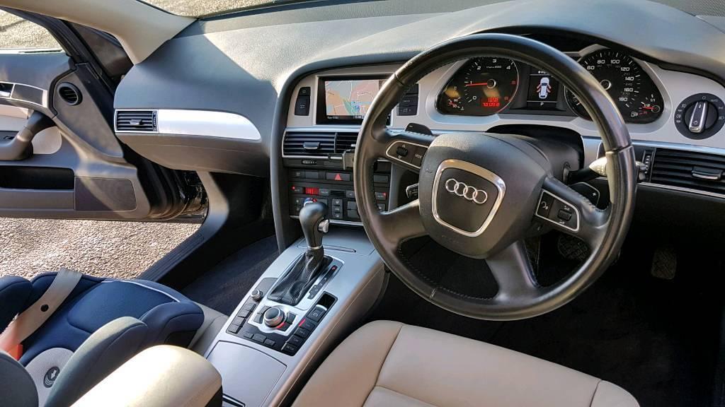 Audi A6 C6 20 Cr Diesel Estate Multitronic In Coventry West
