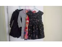 Bundle of girl clothes 3-4 years dresses £10