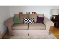 **Reduced** Large 3 seater sofa - need it gone by 15/1