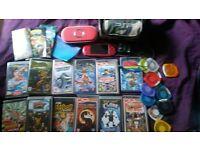PSP PLUS 24 GAMES
