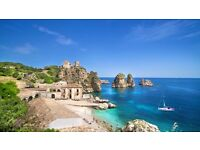 2x return flights Gatwick to Palermo, Sicily 13-18 April (Easter weekend)