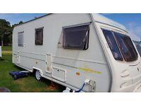 Avondale Mayfair caravan 556-6 2001 special edition.
