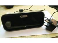 Acoustic solutions argos alarm radio fm dab+