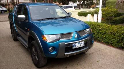 2008 Mitsubishi Triton Ute - Olympic Edition Hastings Mornington Peninsula Preview