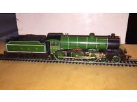 Hornby OO Gauge LNER steam locomotive Arsenal. XKXX