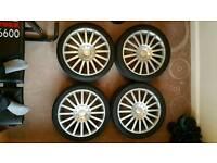 Mondeo ST220 Alloy wheels