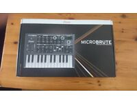 Arturia Microbrute, As new, Boxed