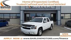 2012 Chevrolet Avalanche 1500 LT ( MASIVE BLOWOUT)