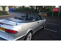 SAAB 93 Convertible SE In Silver