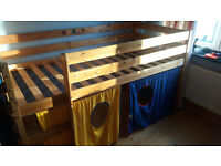 Bunk bed free for collection from Harrow. Already taken down and will need to be rebuilt.
