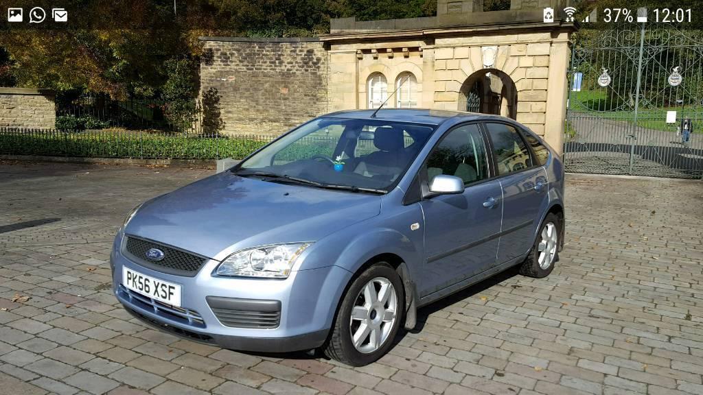 Ford focus 1.8 diesel 2007 only 48000 miles fsh
