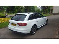 Audi A4 Avant Black Edition (rep)