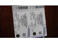Hardwell at London tickets x2