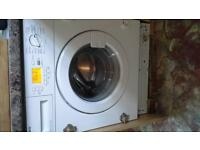 Washing machine fully integrated