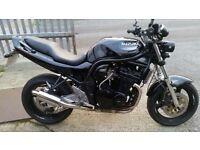 Suzuki Bandit 600 quick sale