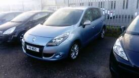 Renault scenic music. 1.5 diesel. 2010