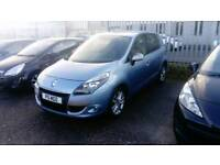 Renault scenic music. 1.5 diesel. May swap for 7 seater or large estate.