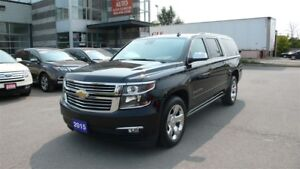 2015 Chevrolet Suburban LTZ DUAL DVD- FULLY LOADED -
