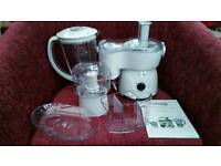 3 in 1. Juicer, blender and chopper. Brand new and boxed