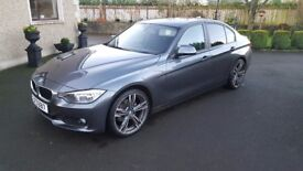 2011 BMW 320d grey only 91000 miles