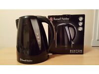 Russell hobbs black kettle ( used condition