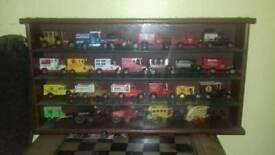 Die cast models cars