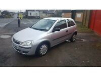 2004 04 vauxhall corsa 1.0 twin port only £450