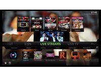 FIRESTICK-latest kodi (16.1 Jarvis) fully loaded TV SHOWS,Movies,TV SHOWS,Sports & kids tv,XXX