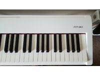 Roland FP-30 Digital Piano w/ X-Stand-Seat-Headphones & Sustain Pedal *PRICE REDUCTION*