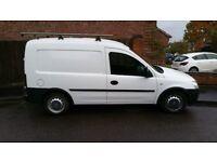 Vauxhaul Combo Van. Good condition.