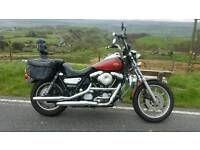 MAY PX HARLEY DAVIDSON 1340 SUPERGLIDE sportster Buell iron 1200