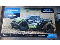 Amp mt remote control car monster truck.