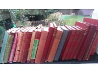 Collection of vintage Oldham Press books