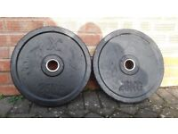 25KG OLYMPIC WEIGHT PLATES