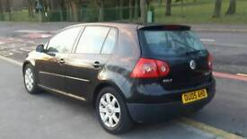 2005 volswagen golf 2.0 diesel GT TDI great runner tidy car bargain price